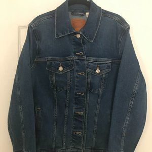 LEVI'S TRUCKER JACKET - Size 1XL (14-16)